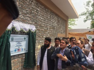 Schools and Health Unit Refurbished in Southern Pakistan