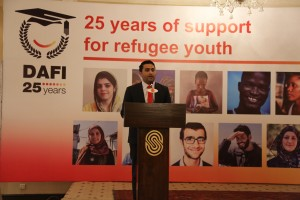 German-funded DAFI scholarships open up a world of opportunity for Afghan refugees in Pakistan