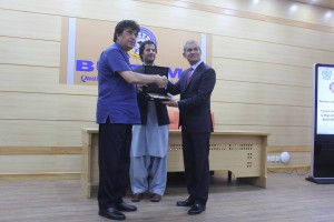 UNHCR, BUITEMS launches Centre for Refugees and Migration Studies in Quetta