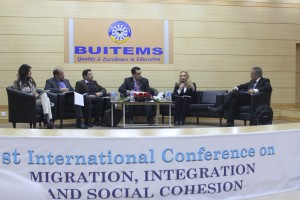 Pakistani university discusses migration and refugee issues