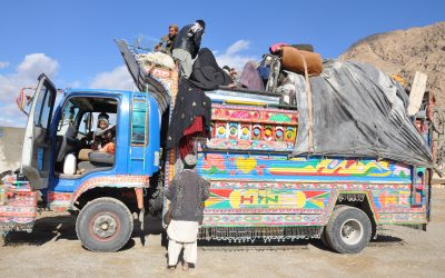 UNHCR's voluntary repatriation programme for Afghan refugees resumed