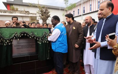 Khyber Pakhtunkhwa gets its first-ever vaccine storage facility