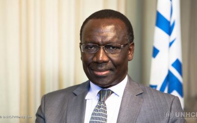 UNHCR Assistant High Commissioner for Operations, Mr. George Okoth-Obbo, arrives in Pakistan