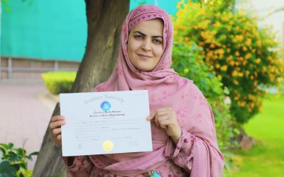Shapari's journey of resilience and courage: The story of a polio survivor