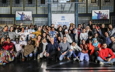 World gathering on refugees opens in Geneva after 'decade of displacement'