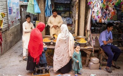 Refugees and communities bank on a brighter future in Pakistan