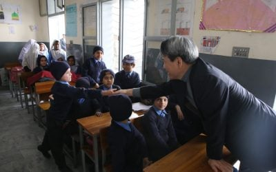 UNHCR appeals to donor community to fund Support Platform for Afghan refugees, host communities