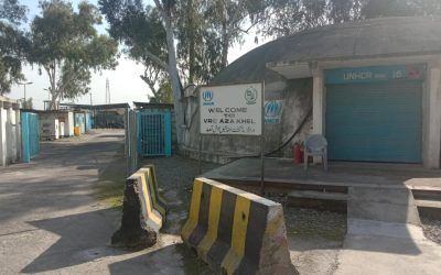 Voluntary repatriation for Afghan refugees suspended temporarily