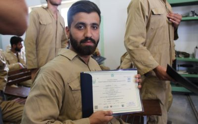 UNHCR supports technical training for 2,500 Pakistanis and Afghan refugees
