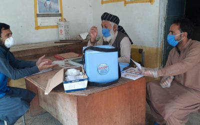 UNHCR Pakistan stays and delivers amid coronavirus outbreak