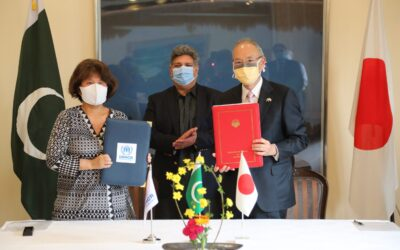 Japan donates USD 3.7 million to support refugees, host communities