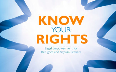 Legal education program for Asylum-Seekers and Refugees in Romania