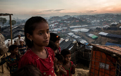 Forced displacement above 68m in 2017, new global deal on refugees critical