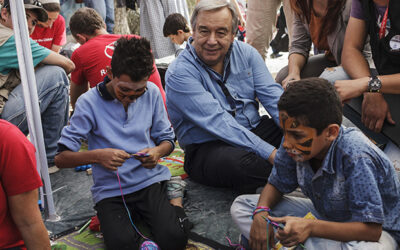 UNHCR welcomes Security Council recommendation of former UN High Commissioner for Refugees, António Guterres as Secretary General