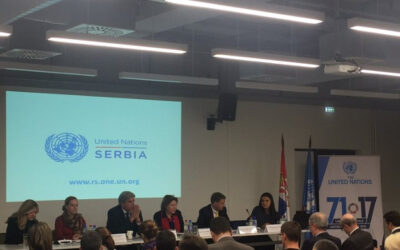 UN strengthens its support to Serbia for hosting refugees and migrants in winter