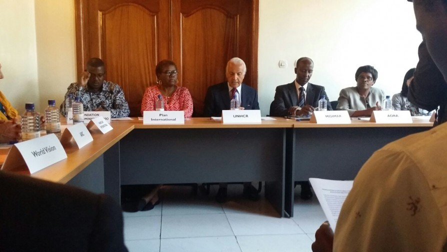 Following UNHCR contribution of USD 34.9 million to 2015 refugee response in Rwanda, refugee agency signs agreements with 11 partners for $10.8 million