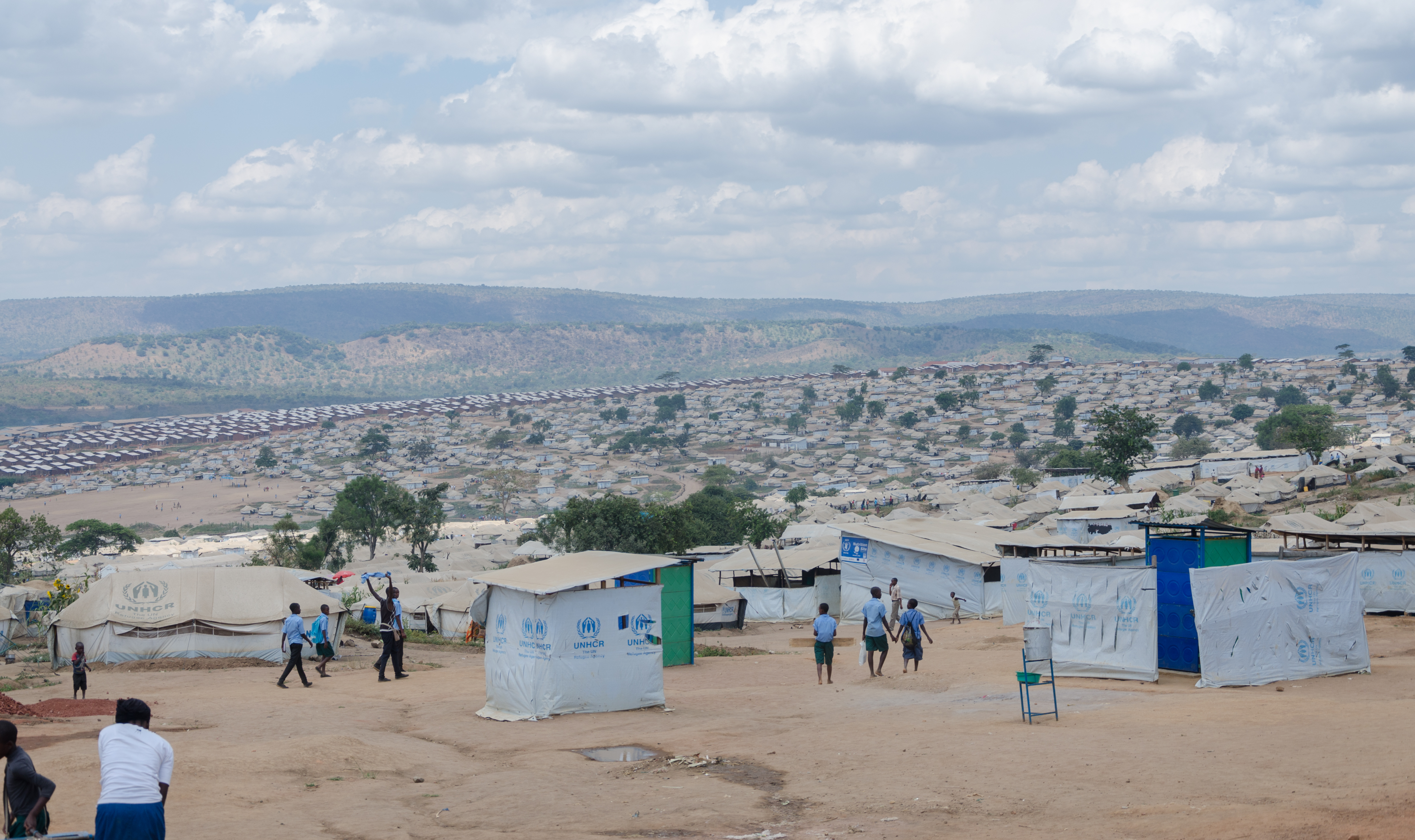 Mahama: Now a Safe Haven for over 50,000 Burundian refugees