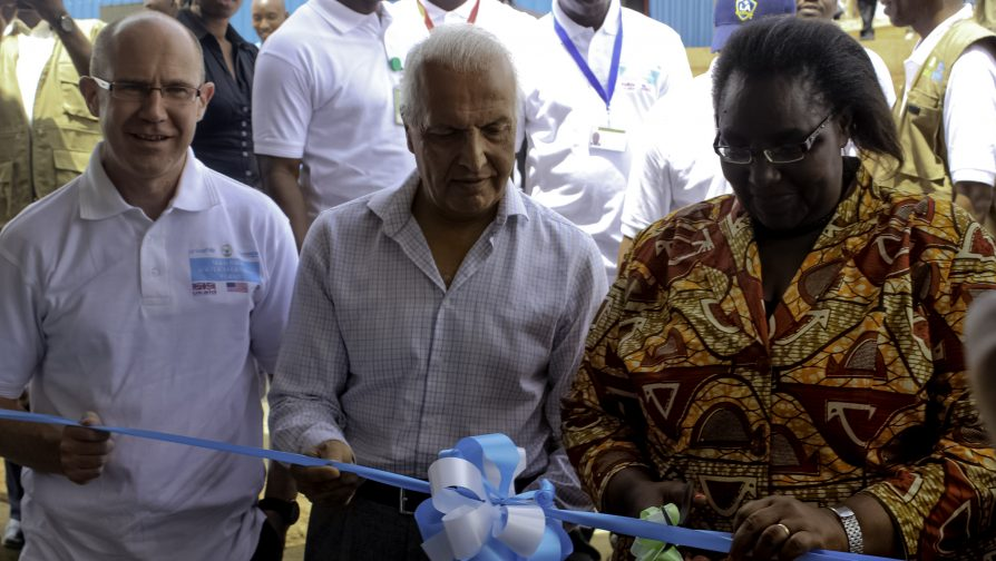 Mahama: Burundian refugees get a New Permanent Water Treatment Plant
