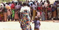 Burundian refugees continue to arrive in Rwanda at slow, steady pace as Burundi crisis passes two-year mark