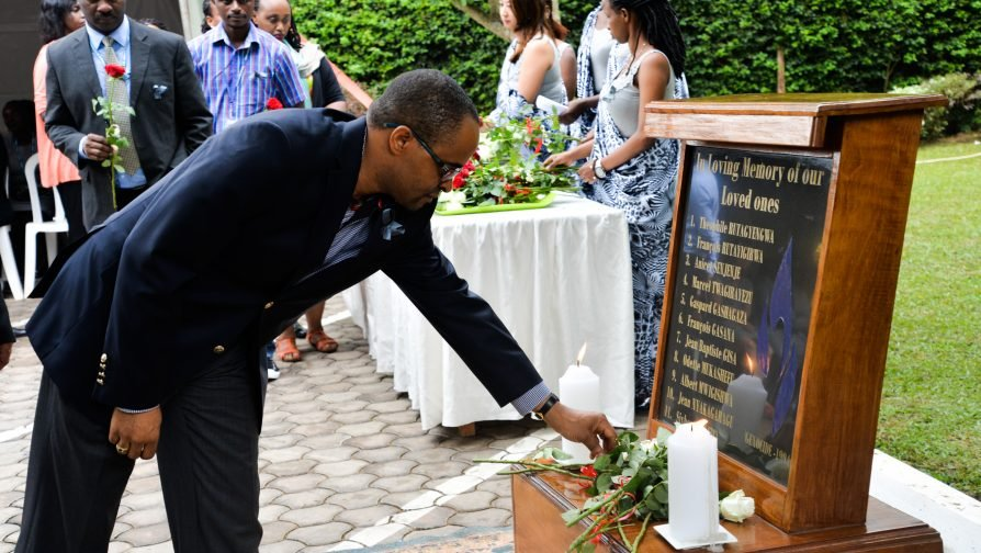 Kwibuka 23: UNHCR pays tribute to Rwandans killed during the 1994 Genocide against the Tutsi