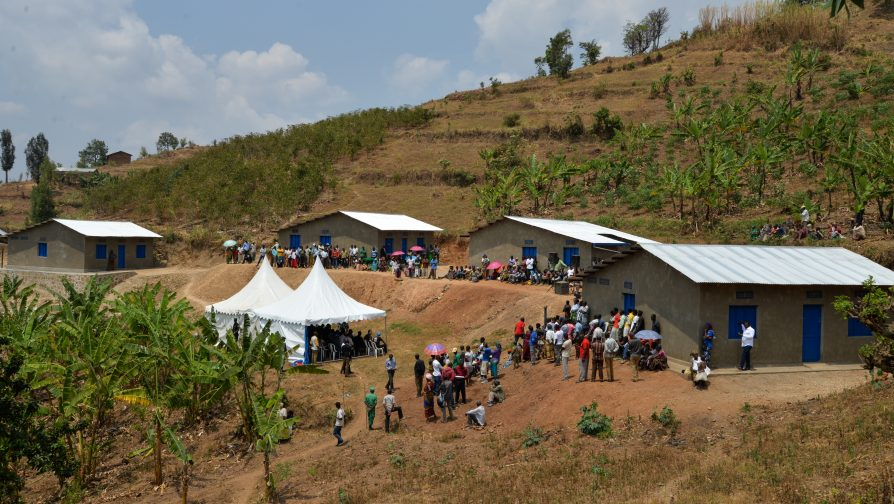 'We say thank you' – Rwanda returnees coming home receive support from Government of Rwanda and One UN upon their arrival