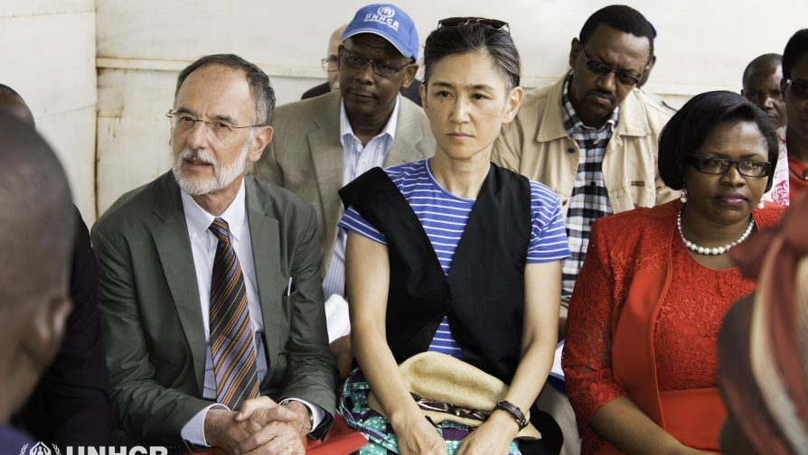 Belgium provides crucial and timely support to refugees in Rwanda