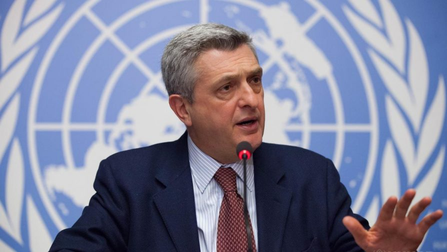 Internationales reçoit Filippo Grandi