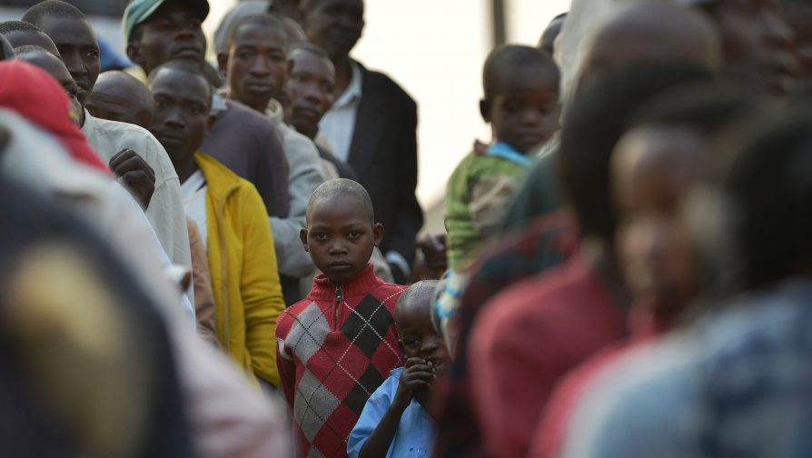UNHCR appeals for US$391 million for 'forgotten' Burundi refugees
