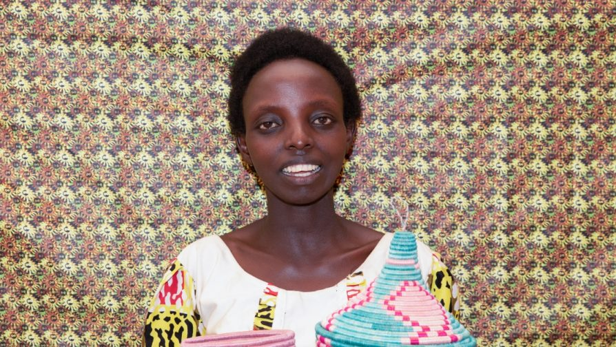 Meet Burundian Refugee Francoise: an empowered woman who contributes to a great change in society