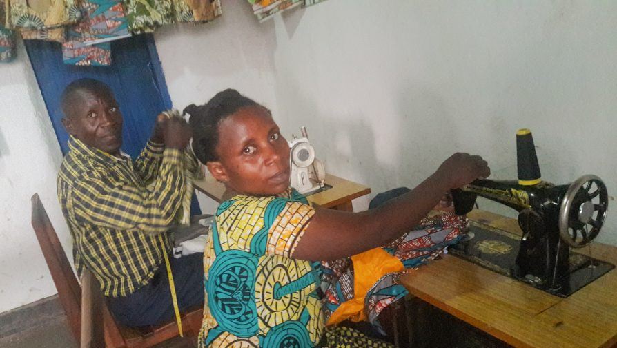 Rwanda: A returnee family rebuilds life with a sewing machine