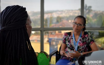 'Get tested, Help keep you healthy and others safe' – A tale of refugees living with HIV in Rwanda