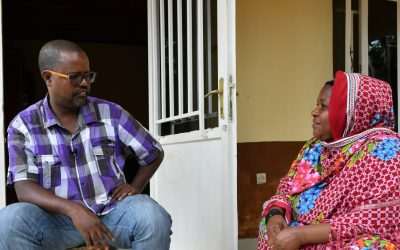 Seeking safety in Rwanda, Somali refugee finds opportunity and love