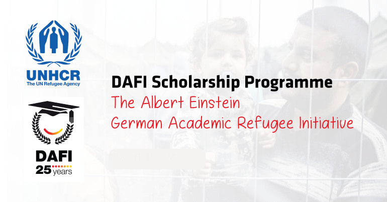 2019 DAFI Scholarship for refugees in Rwanda