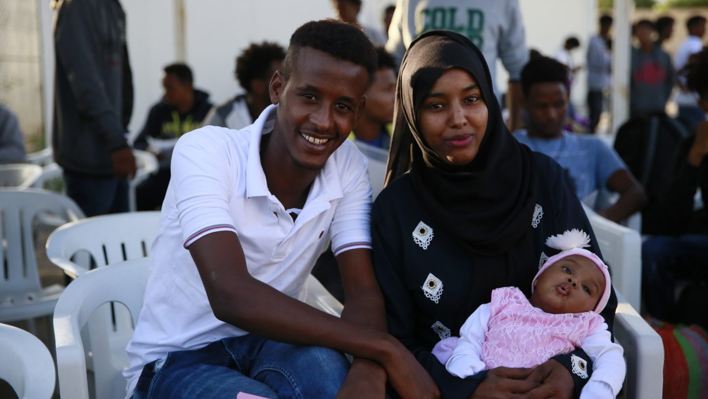 Libya. UNHCR evacuates refugees to Rwanda under new agreement