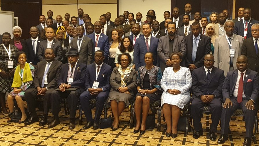 AU meet stresses need for solidarity and responsibility sharing to help end forced displacement in Africa