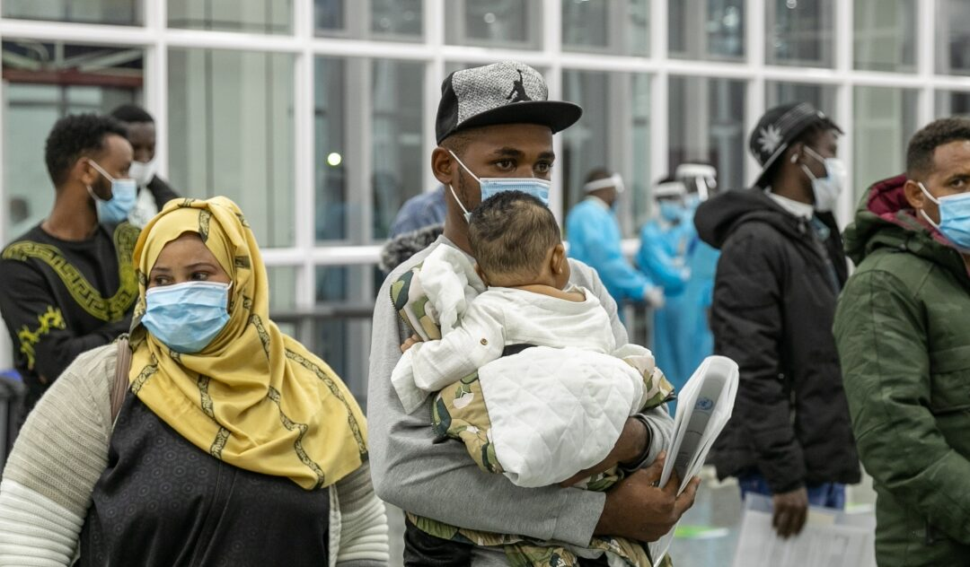 UNHCR resumes life-saving evacuation flights to Rwanda for the first time in nearly a year