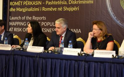 1,031 persons are at risk of statelessness in Albania, finds a study aimed at improving the identification of persons at risk of statelessness