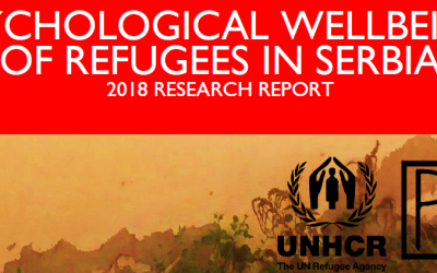 Psychological Wellbeing of Refugees in Serbia