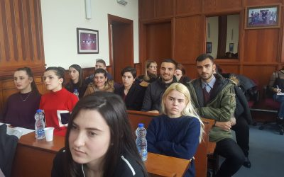 UNHCR initiates Refugee Law Clinic for students on the protection of the rights of asylum seekers and refugees
