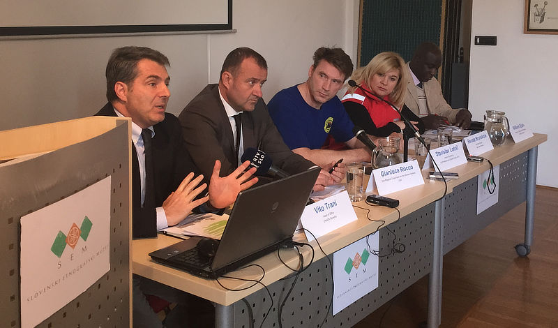 Slovenia chapter of the Regional Refugee and Migrants Response Plan launched in Ljubljana