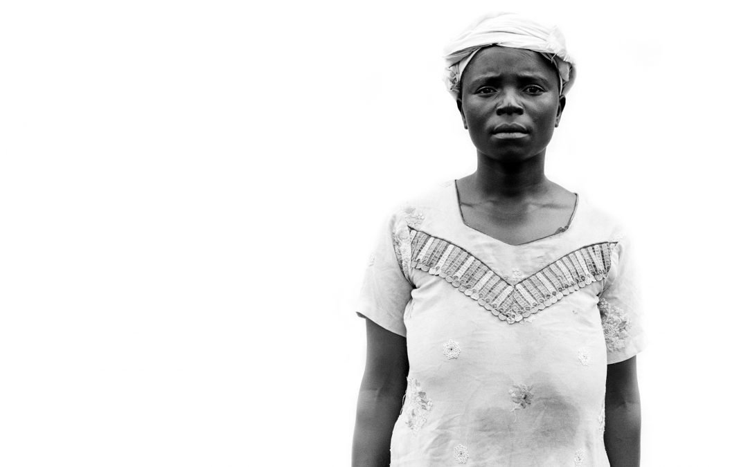 Portraits of Congolese Refugee Women