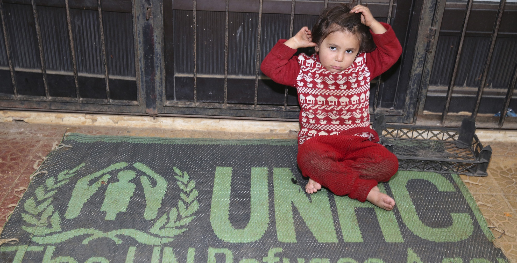 UNHCR Expands Winter Assistance to Help 4.6 Million in Syria, Iraq and Region