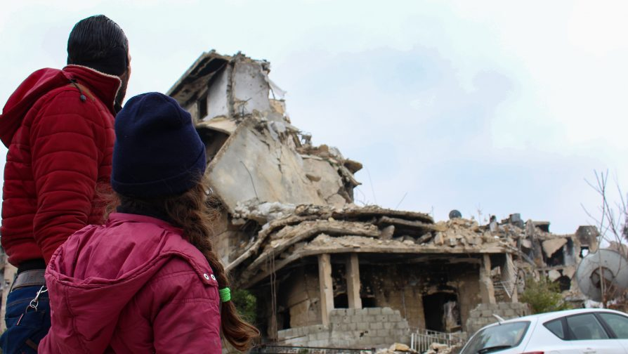 The Lives of the People of Aleppo; their Hardship and their Hope