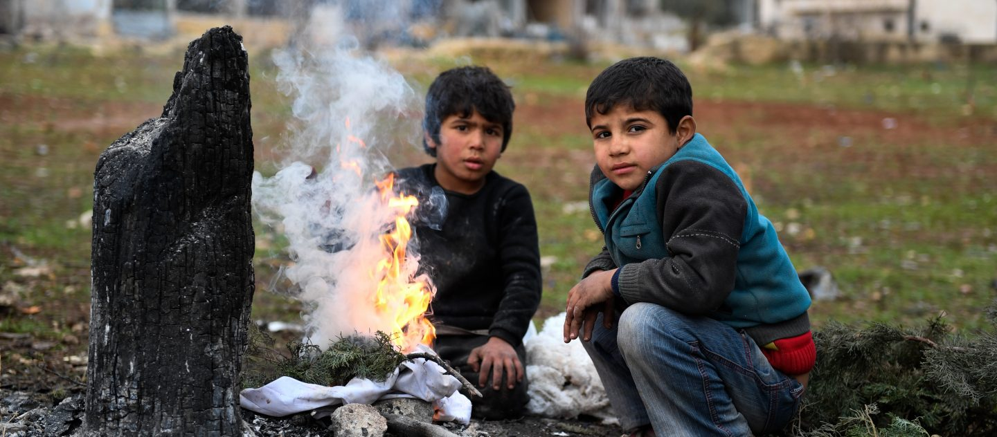 While there are Some Hopes for Peace, the Needs and Suffering of Millions of Syrians Continue Unabated; Syrian War is a 'Collective Failure'