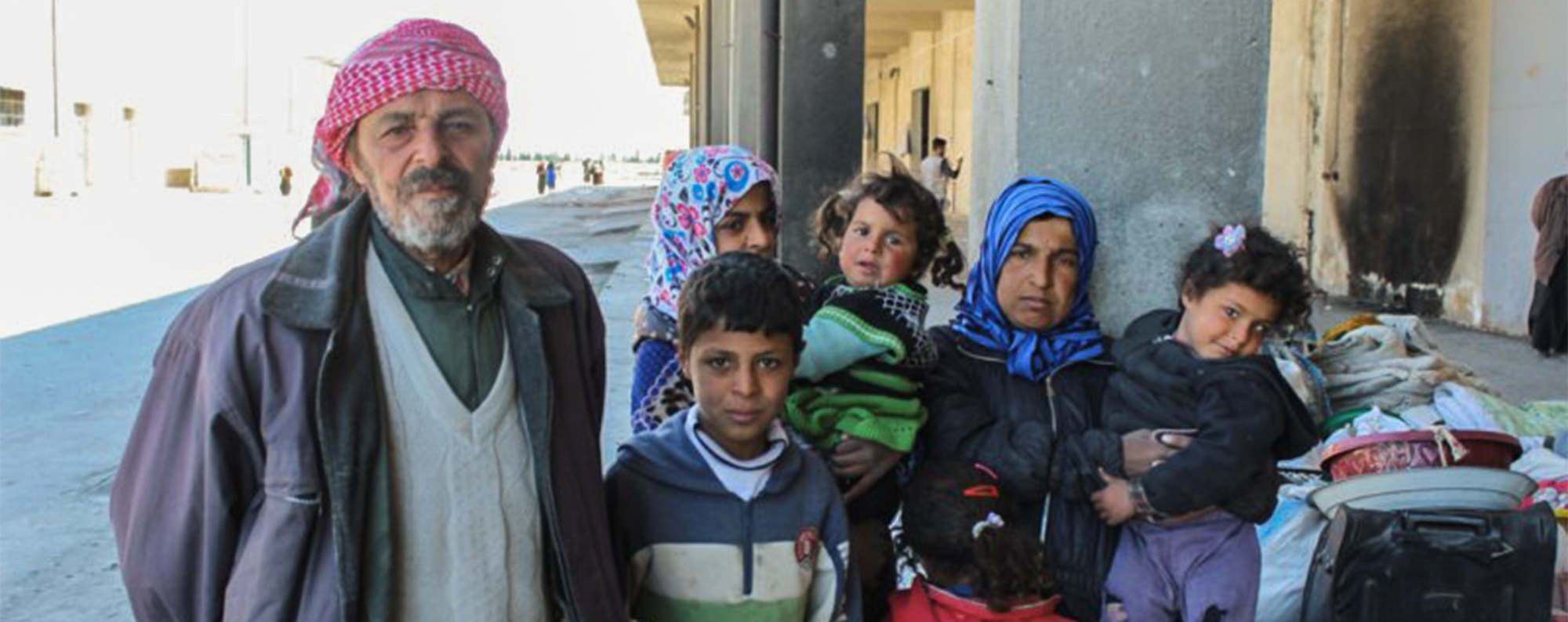 UNHCR assesses humanitarian situation of new arrivals to Jibreen