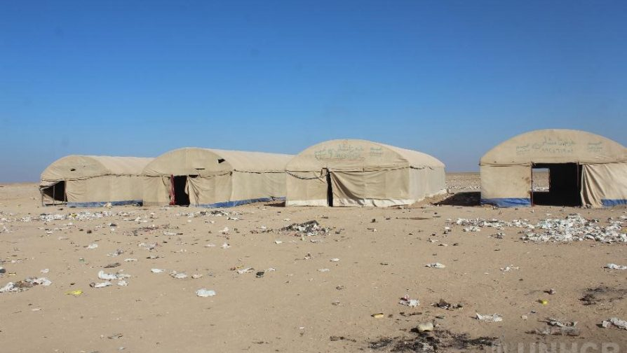 UNHCR Syria condemns the attack on displaced civilians at Rajm Slebi border crossing
