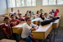 Rehabilitating Schools As More Children Return in Aleppo