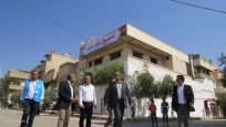 UNHCR Syria opens a new community center in Hama city