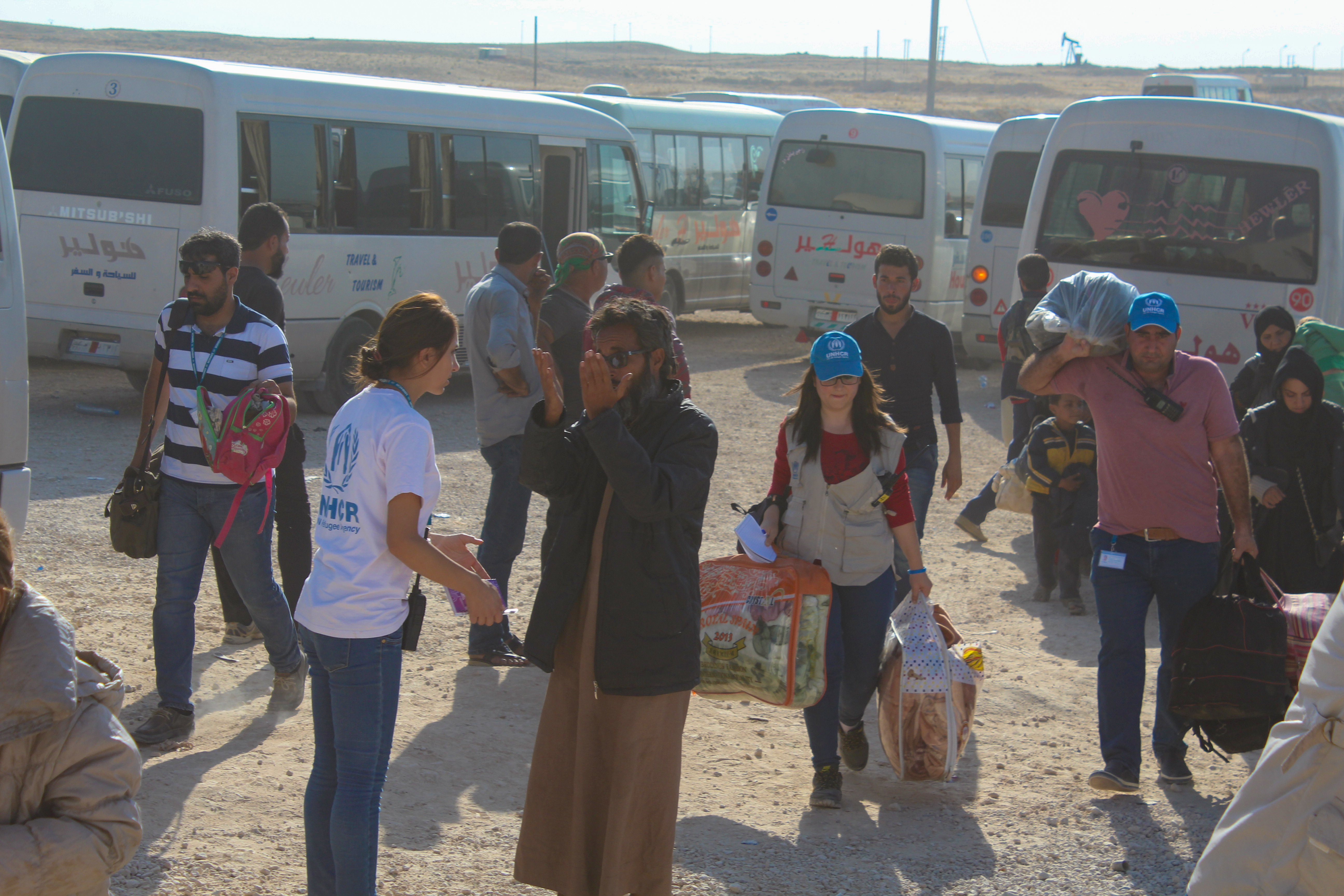 UNHCR strongly condemns latest attack on civilians in northeastern Syria