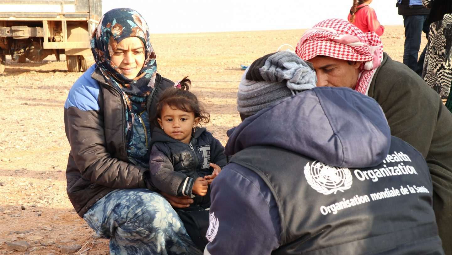 Second UN Inter-Agency mission to Rukban makeshift Settlement